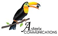 Asterix Communications - making you look good!